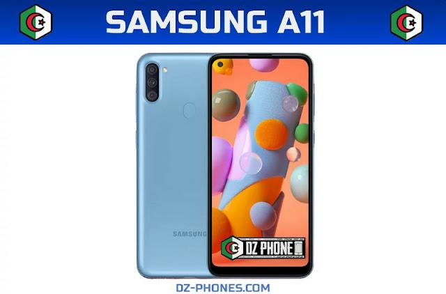 Samsung a11 prix algerie
