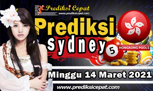 Prediksi Togel Sydney 14 Maret 2021