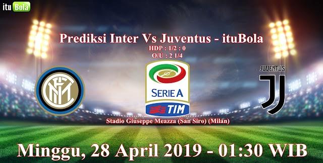 Prediksi Inter Vs Juventus - ituBola