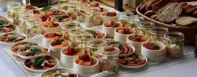 Le superbe buffet