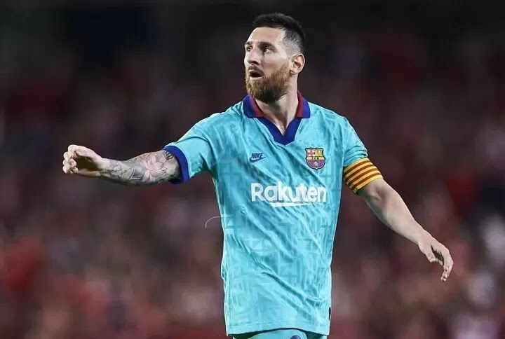 Lionel Messi's mega salary package at PSG revealed