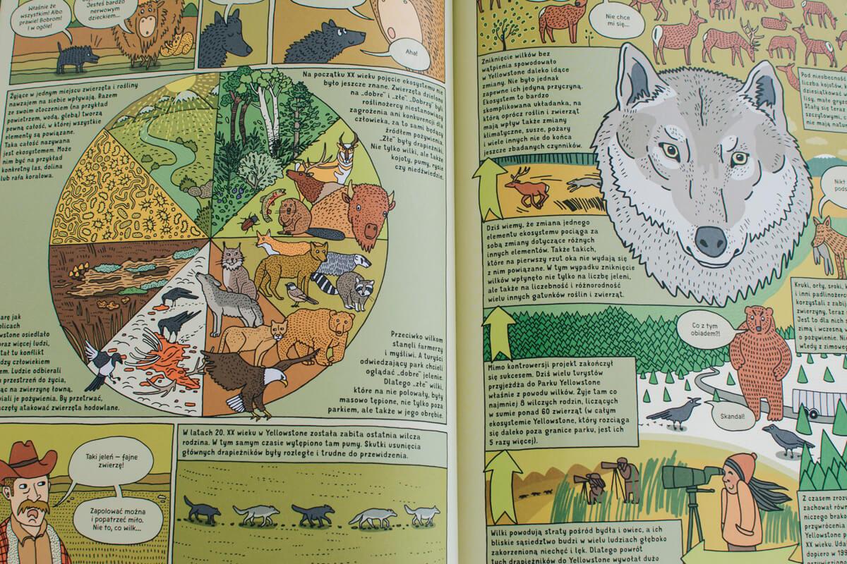 Książki przyrodnicze dla dzieci