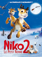 Nico: El Reno que Quería Volar 2 / Niko 2: Hermano Pequeño, Problema Grande