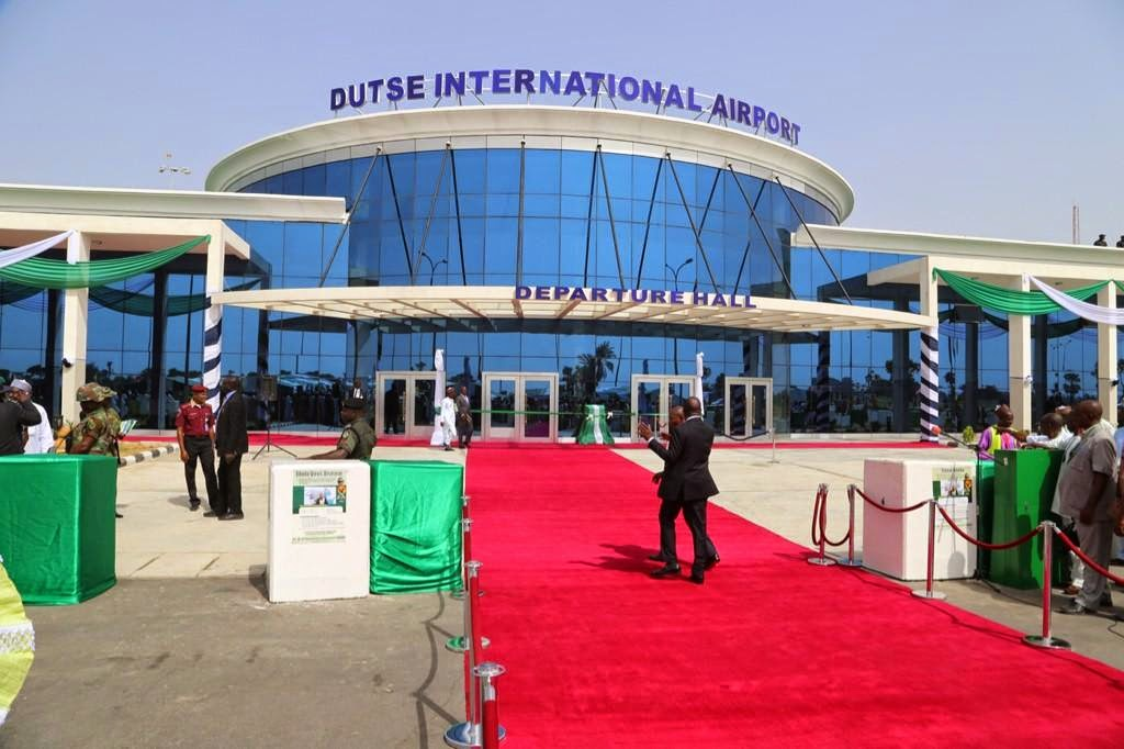 dutse international airport