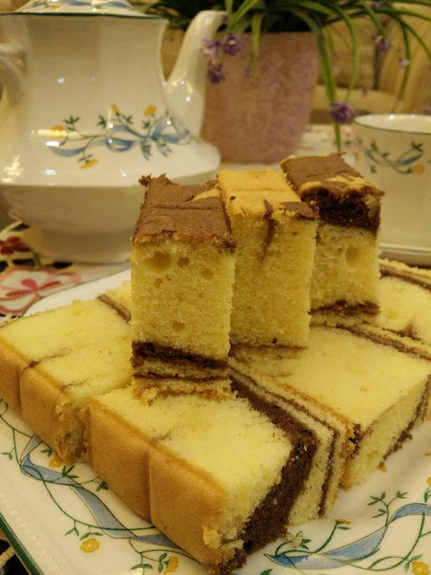 Marble Er Cake