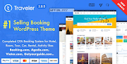 Traveler v2.8.5 – Travel Booking WordPress Themenulled