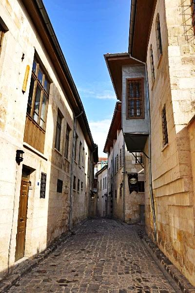 Gaziantep, sokak, Gaziantep sokakları, Gaziantep evleri, foto