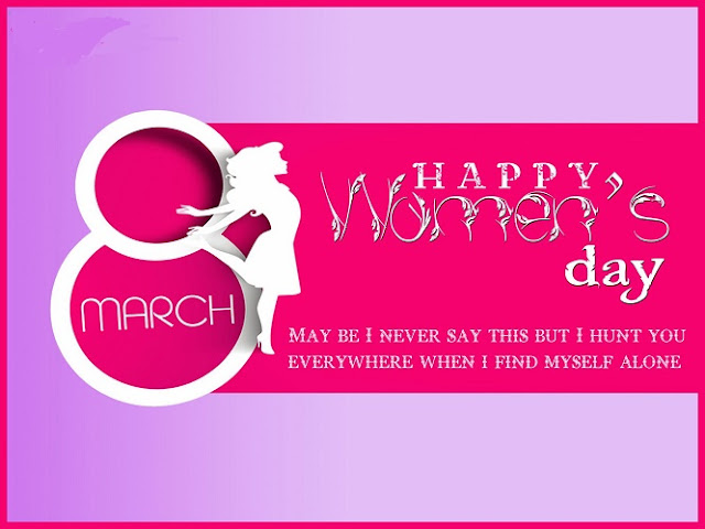happy woman day message