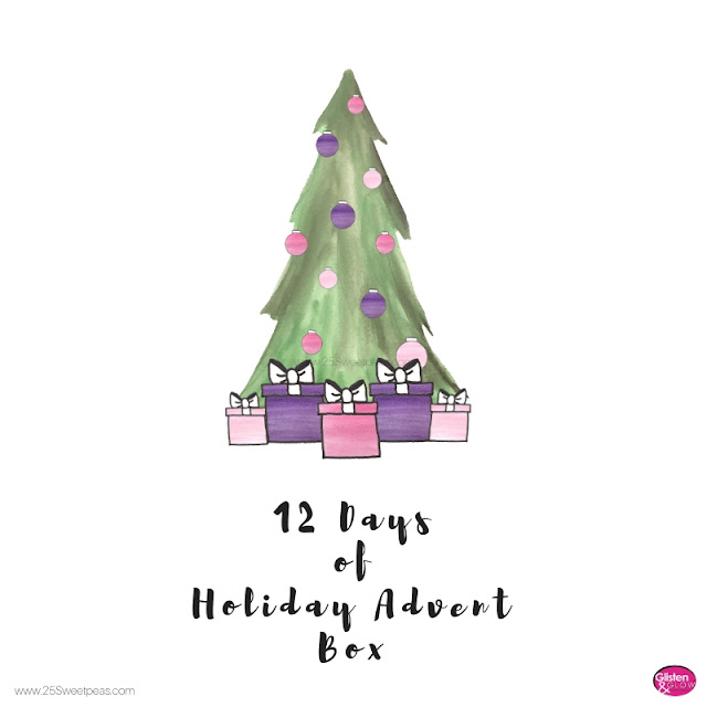 Glisten & Glow 12 Days of Holiday Advent Box 2018