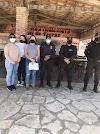 Equipe da Vigilância Sanitária visita estabelecimentos para apresentar novas regras de  combate à Covid-19 estabelecidas em Decreto Municipal ; entenda