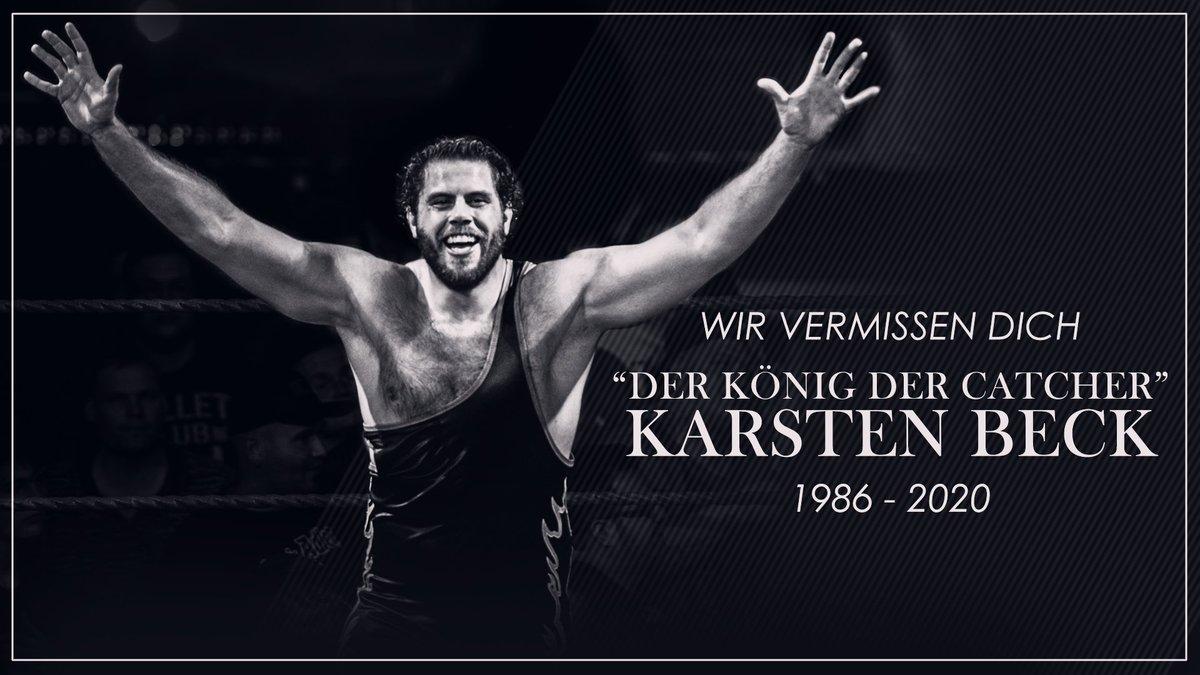 Karsten Beck falece aos 33 anos