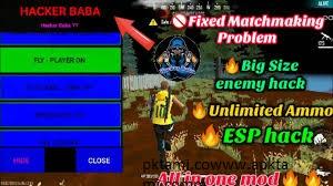 Download Hacker Baba Free Fire Apk