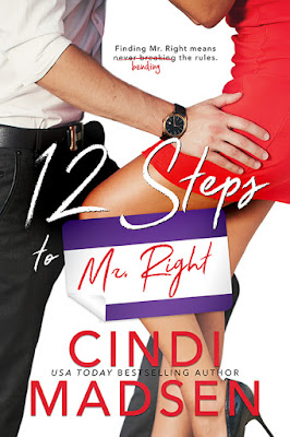 12 Steps to Mr. Right release!