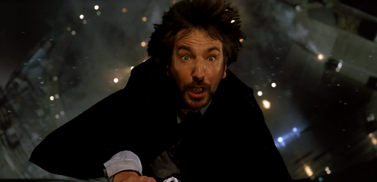 Alan Rickman Movie Quotes: Die Hard: THE Christmas Movie