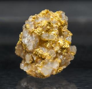 ouro no estado de São Paulo