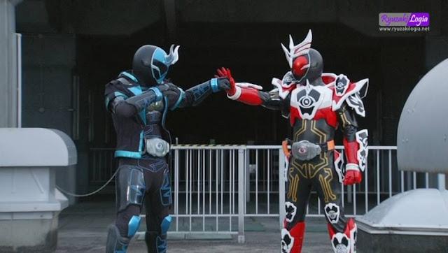 Kamen Rider Ghost Legendary! The Soul of Riders! - Ichigou & Heisei Chapter Subtitle Indonesia
