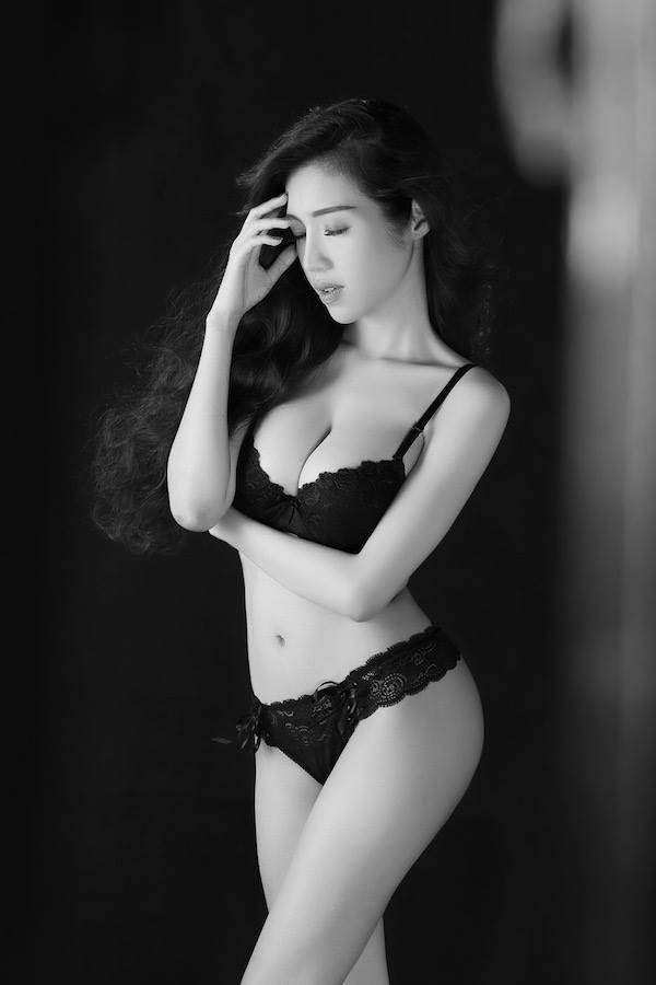 a2 - Hot Model ELLY TRAN Beautiful Sexy
