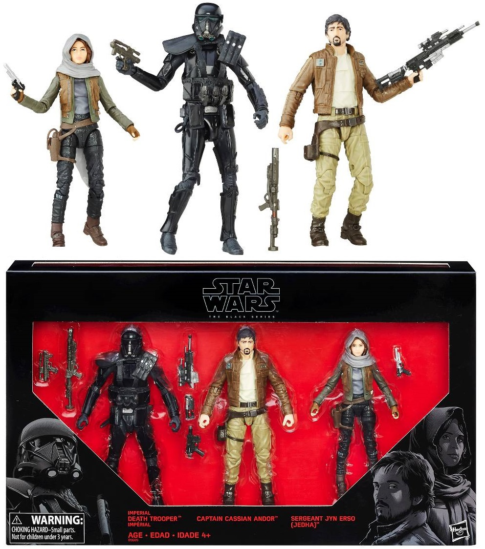 Star Wars Rogue One Ultimate Action Figures 6 Pack
