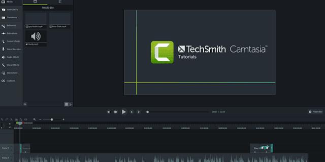 Download Camtasia Studio 2019 Full Version Gratis + Crack
