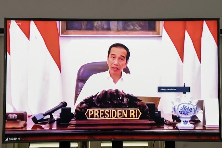 Inilah 5 Arahan Presiden Soal Skema Program Perlindungan dan Pemulihan Ekonomi Utamanya UMKM