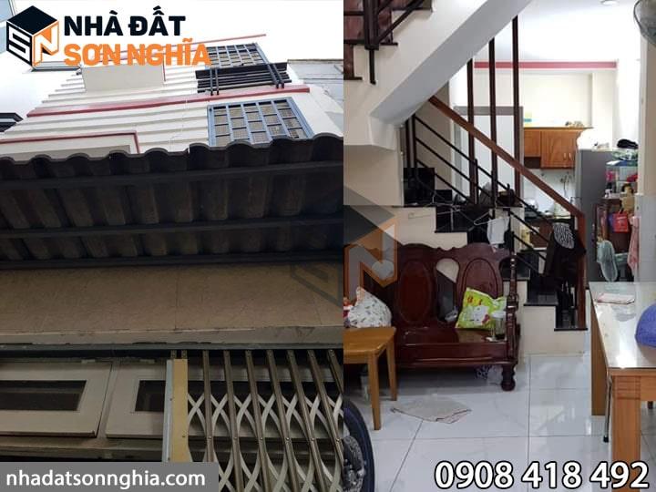 Nhà bán hẻm 102 Lê Văn Thọ phường 11 Gò Vấp