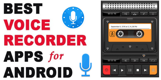 sound recorder app
