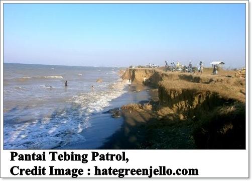 Pantai Tebing Patrol