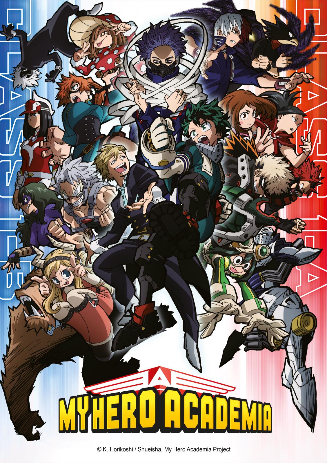 Assistir Boku no Hero Academia 5 HD Online Legendado, My Hero Academia 5 Legendado Online HD, Download Boku no Hero Academia 5 Todos Episódios HD Legendado, 僕のヒーローアカデミア Online.