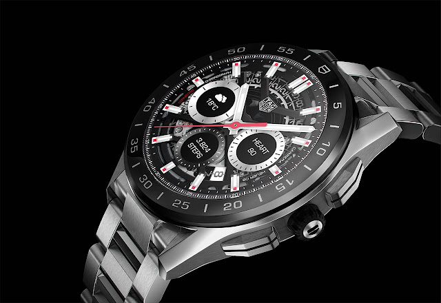 TAG Heuer Connected Watch, 2020 Collection