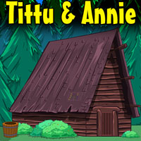 Juegos de Escape - Tittu And Annie 18