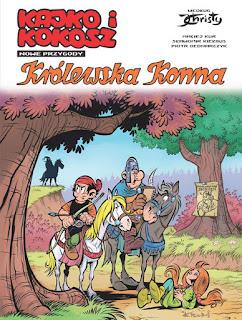 """Królewska Konna"" Maciej Kur - recenzja"