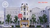 Bản vẽ thiết kế nhà phố mặt tiền 6m phong cách tân cổ điển - Mã số NP1335 - Ảnh 1