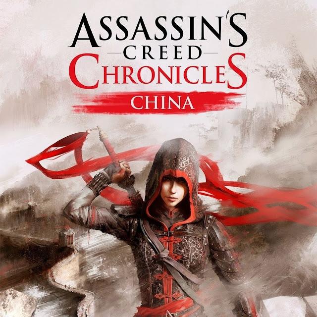 Jogo Grátis na Ubisoft Store - Assassin's Creed Chronicles: China
