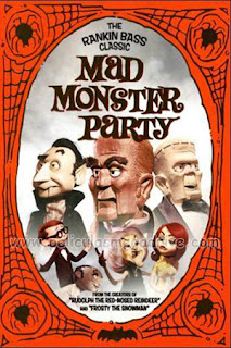 Mad Monster Party (1967) [Ingles-Subtitulado] [Hazroah]