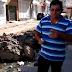 Novinho Vigilante denuncia descaso na Rua da Mangueira