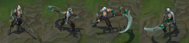 6 27 Pbe Update New Champion Kayn Chroma For Pool Party Fiora Graves And Lulu And More