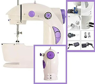 Quality mini sewing machine for home use in India.2021