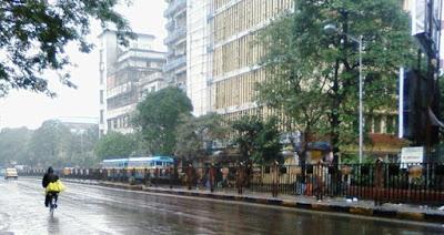Rainny Kolkata