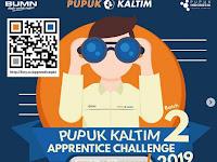 Lowongan Magang PT Pupuk Kalimantan Timur untuk SMA,D3,D4 dan S1 Tahun 2018
