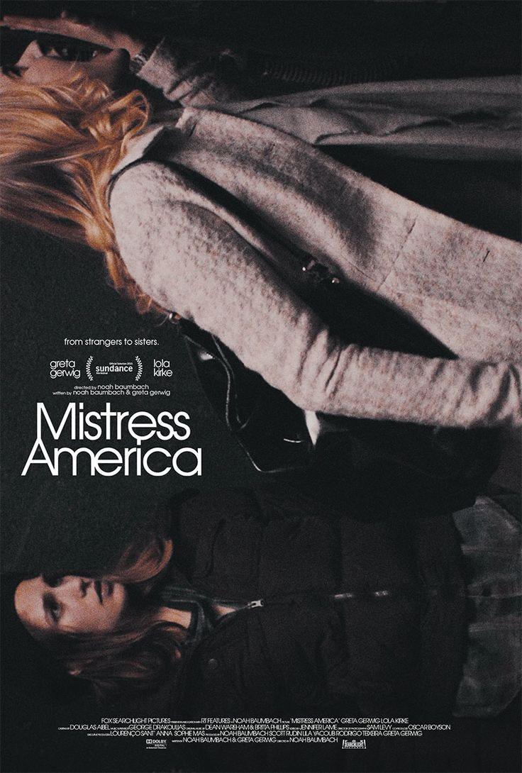 Mistress América – Dublado (2015)