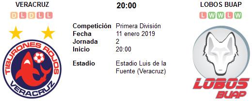 Veracruz vs Lobos BUAP en VIVO