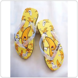 sandal Jepit Spon Banana Ori OTG