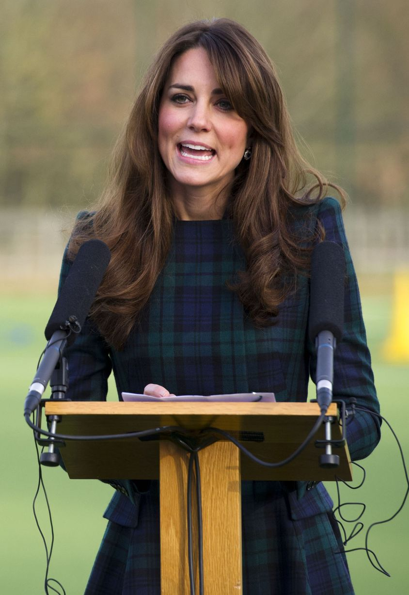 All About Kate Middleton's: Kate Middleton visits her old ...