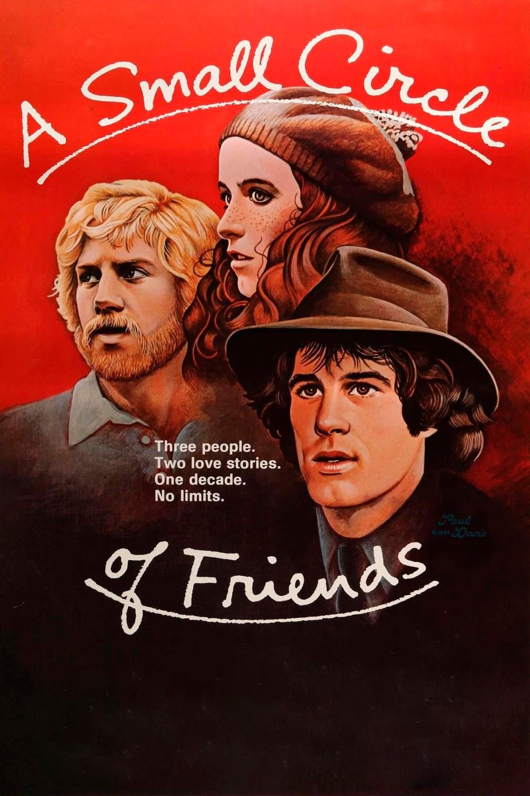 A Small Circle of Friends [1980] [DVDR] [NTSC] [Subtitulado]