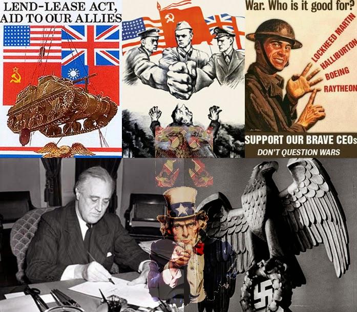 Výsledek obrázku pro spojenci pomoc SSSR