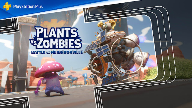 plants vs. zombies battle for neighborville tennis world tour 2 hunter's arena legends playstation plus rumor ps4 ps5 sony interactive entertainment