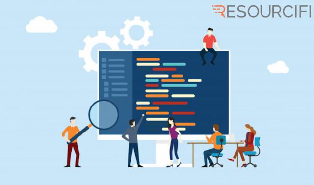 PHP Website Development Company India - Resourcifi