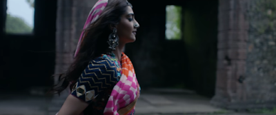 The Coldplay and Beyonce Song featuring Bolliwood actress Sonam Kapoor in a Cameo is out