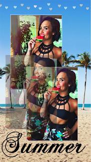 Demi Lovato Lookscreens