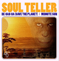 SOUL TELLER - Be-bah-ba (save the planet) (Single)